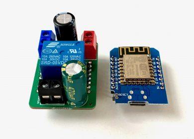 ESPHome based doorbell is in the store!